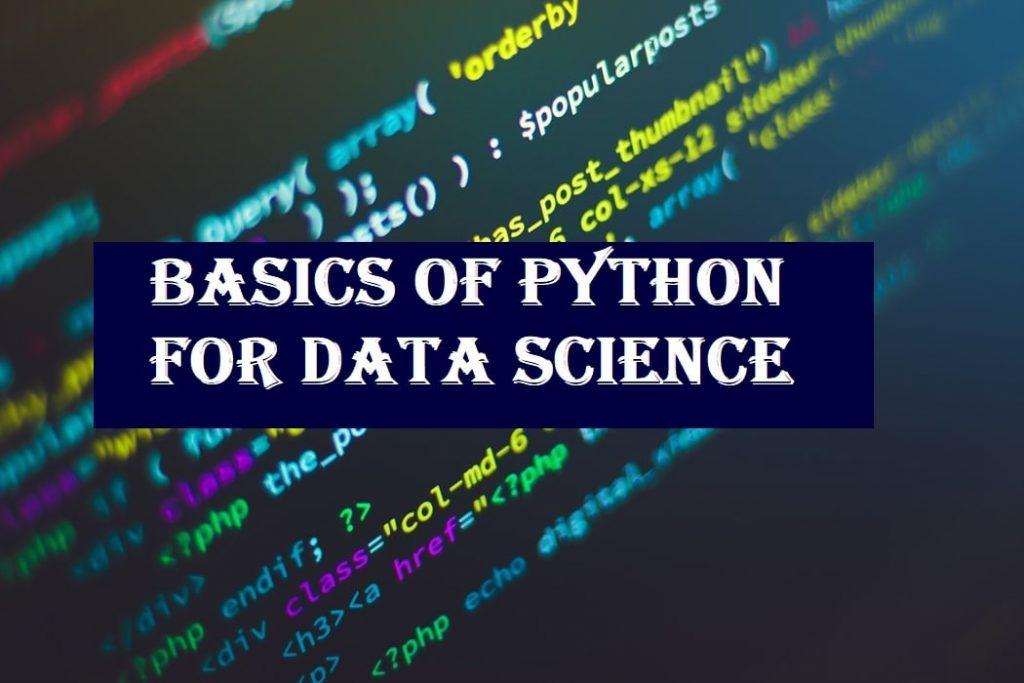 Basics-of-Python-for-Data-Science